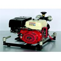 Single Stage Portable Fire Fighting Pumps Threaded 7800rpm High Lift Forest Manufactures