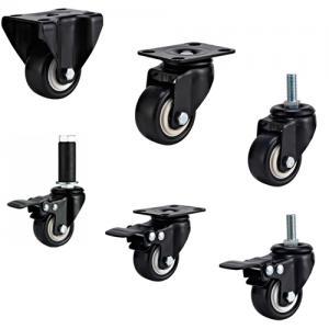 Light duty caster,small PU caster wheel,wringer castor,40mm-50mm castor,ring caster Manufactures