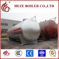 China Manufacturer Low Price 15000Liters LPG Storage Tank for Nigeria Manufactures