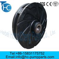 Slurry Pump Parts Wear Resistance Impellers Manufactures