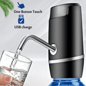 Portable Electric Auto Water Pump USB Rechargeable Gallon Bottle Dispenser Pump Manufactures