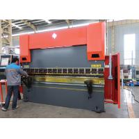 High Rigidity CNC Heavy Duty Hydraulic Press Brake Machine for Sheet Metal Manufactures