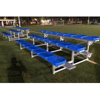 China China factory easy remove temporary bleacher seating plastic bleacher seats on sale