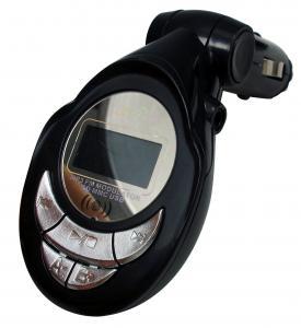 China MP3 FM Transmitter on sale