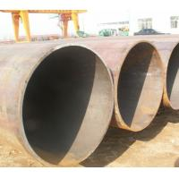 big diameter thick wall welded steel pipe Manufactures