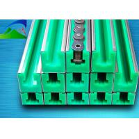 UHMWPE Sliding Conveyor Rails Chain Roller, China Plastic Slide Guide make with good quality Manufactures