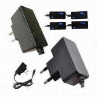 Mobile Phone Chargers, 100 to 240V AC, 50/60Hz, CE, 0.01 to 1.2A Manufactures
