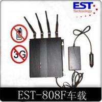 808F1 Car use cell phone signal jammer/blocker Manufactures