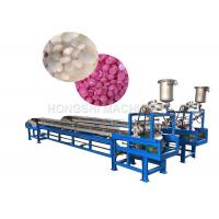 Industrial Depilatory Wax Pellet Machine Wax Granule Machine 0.3Mpa Water Pump Pressure Manufactures