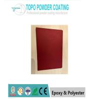 Low glossy red color Electrostatic  epoxy polyester Powder Coating / Powder Coating RAL3011 Manufactures