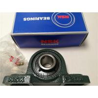 China Multi-Piece Seal Design NSK UCP214-210D1 Pillow Block Bearing Unit 2 5/8 Inch Bore Size on sale