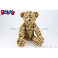 10.6Brown Stuffed Teddy Bear With Moving Arms and Legs Manufactures