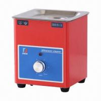 50W Ultra-sonic Cleaner with 1.6L Capacity, RoHS Compliant Manufactures