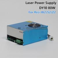 CO2 laser power supply DY10 80W for W2,Z2,S2 laser tube Manufactures