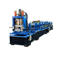 China Colored Steel Tile Type Corrugated Sheet Making Machine Dimension 8000 * 1520 * 1500mm on sale
