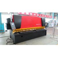 Oil Cylinder Power Hydraulic Sheet Metal Shearing Press Equipment Manufactures