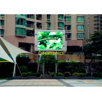 High Definition SMD 3 in 1 P 10 LED Display LED Outdoor Advertising Screens Manufactures