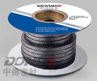 Inconel Mesh Wrapping Graphite Fibre Braided Packing Manufactures