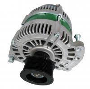 manufacturer supply big power 10-claw 56V 150A bus alternator Manufactures