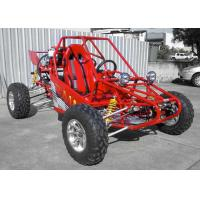 Yamaha Off Road Go Kart Single Seat , 300cc Go Kart With CDI Ignition Manufactures