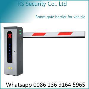 Security Entry Boom Barrier Gate, Car Parking Barrier Gate System Manufactures
