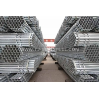 China Hot Dipped Galvanized Steel Pipe on sale