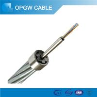 China 12 core G652.D OPGW optical fiber cable on sale