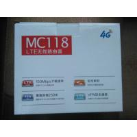 4G VOIP LTE CPE Router with SIM Card slot, 2 external antenna, 2 RJ11 Manufactures