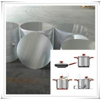 Custom Round Aluminum Disk with Alloy 1100 1050 3003 for Aluminium  Pots Manufactures