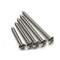China Hardened Torx Pan Head Self Tapping Screws For Building 10mm - 200mm ASME B18.6.3 on sale
