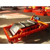 Red Color Overband Magnetic Separator For Handling Irons 800mm Width Manufactures