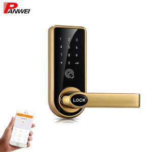 Mechanical Pin Code Door Lock Zinc Alloy For Wooden Iron Door Black Silver Manufactures