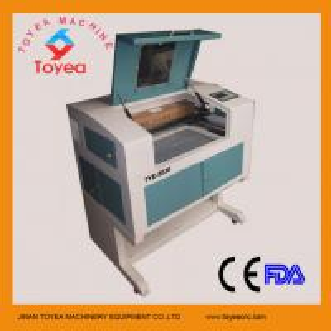 China 500 X 300mm small laser engraving machine TYE-5030 on sale