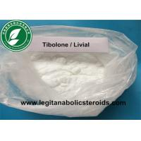 Pharmaceutical Steroid Livial Tibolone For Sexual Dysfunction CAS 5630-53-5 Manufactures