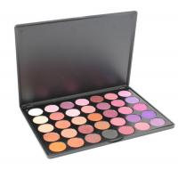 Creative Fashion , 35 Colors Eyeshadow Palette With Shimmer And Matte Colors Manufactures