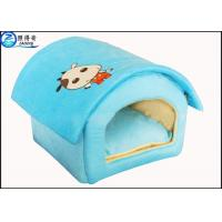 Custom Multi Color Lovely Pet House Dog Houses Or Cat Houses Blue Orange Red Pink Manufactures