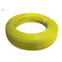 High Temperature Silicone Rubber Cord Hardness Shore 40-90 A , Yellow Color Manufactures