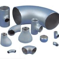 Seamless Pipe Fittings Cold Forming Carbon Steel Tube Fittings With Straight Tee And Reducing Tee Manufactures
