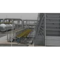 Open Ground Flare System With Site Supervision On Installation Commissioaning , Training Manufactures