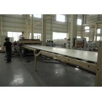 PVC WPC Free Foamed Board Sheet Decorative Sheet Extrusion Machine Twin Screw Manufactures