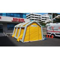 China Fire - Resistant Inflatable Medical Tent For Health Care , Storage on sale