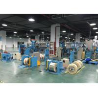 China Plastic Extruder Machine For BV Building Cable With 70 Extruder Main Machine 45 Injection on sale