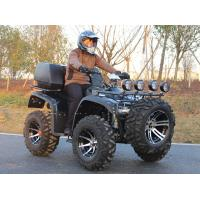 Large 250cc Water Cooled Utility Vehicles Atv With Cdi Electric Start System Manufactures