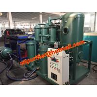 Buy cheap Hydraulic Oil Filtration Equipment, Lubricant Oil Purifier, Waste Industrial Oil Recycling Machine from wholesalers