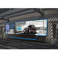 P5.2 SMD2727 High Definition Outdoor Advertising LED Display LED Billboard Sign Manufactures