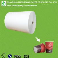 PE coated board for disposable coffee cups Manufactures