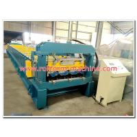 Automatic Galvanised Steel Floor Decking Tile Cold Rollforming Making Machine for Concrete Deck Manufactures