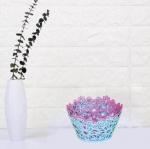 Cute Shape Portable Modern Fruit Bowl  Multipurpose Plastic PP Basket Manufactures