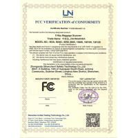 SHENZHEN ZHONGANZHIYUAN TECHNOLOGY CO.,LTD Certifications