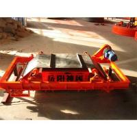 Iron Ore Magnetic Roller Separator , Industrial Magnetic Roll Separator For Power Industry Manufactures